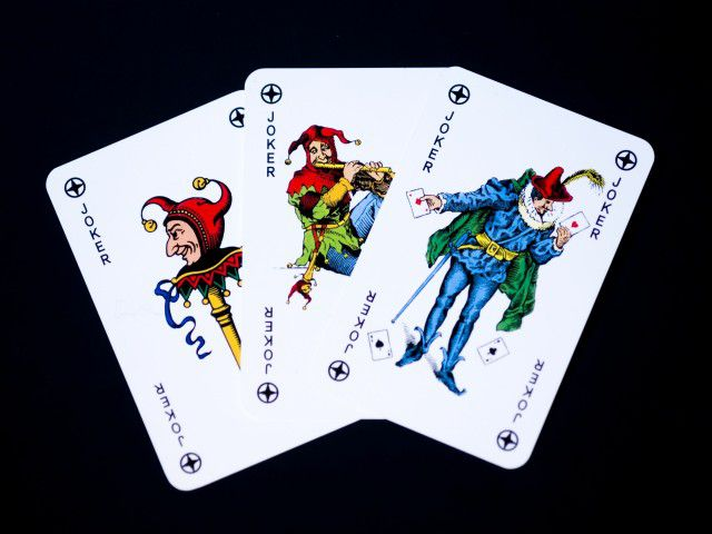 Các biến thể của lá bài Joker